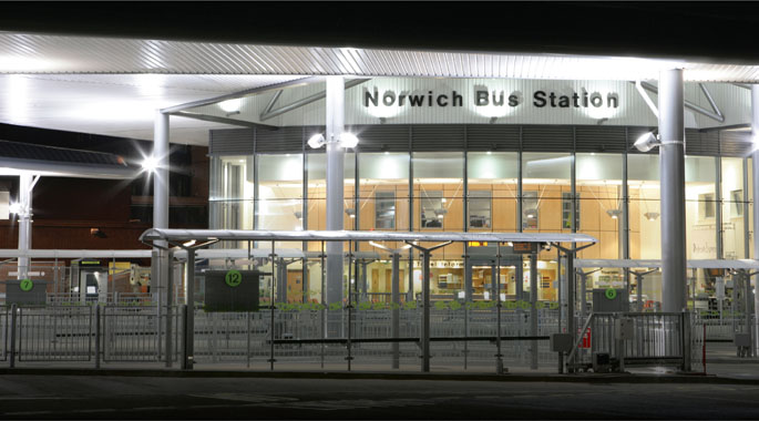 Quality Bus Station Design