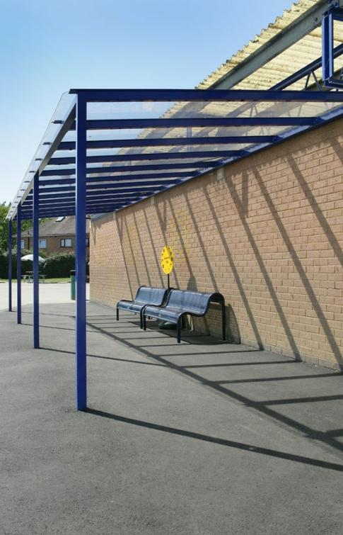 School Canopies & Shelters