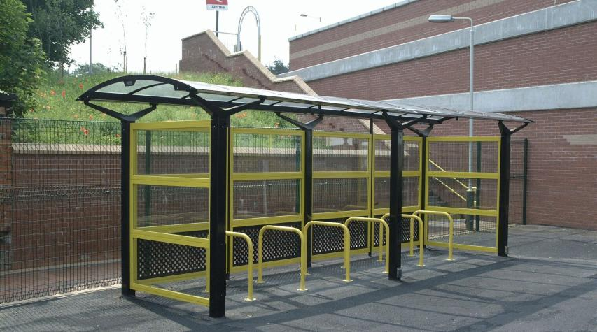 Paragon Cycle Shelter